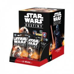 Star Wars Destiny : Boîte de 36 Boosters Pack Le Réveil