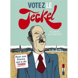 Teckel (Le) - Tome 3 - Votez le Teckel
