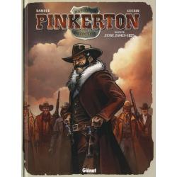 Pinkerton - Tome 1 - Dossier Jesse James - 1875
