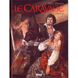Caravage (Le) - Tome 1 - La palette et l'épée