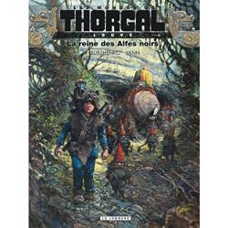 Thorgal (Les mondes de) - Louve - Tome 6 - La reine des Alfes noirs