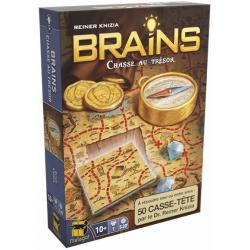 Brains : Chasse au Trésor